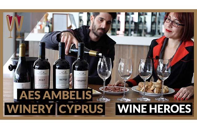 Aes Ambelis Winery, Nicosia