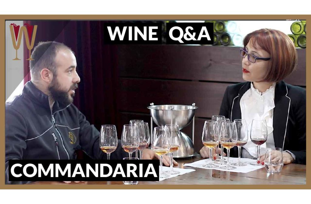 Tsiakkas Commandaria Wine Q&A