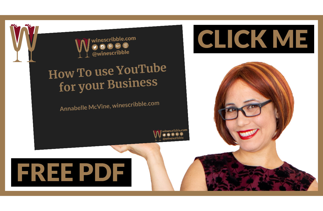 Free PDF Video Wine Marketing on YouTube