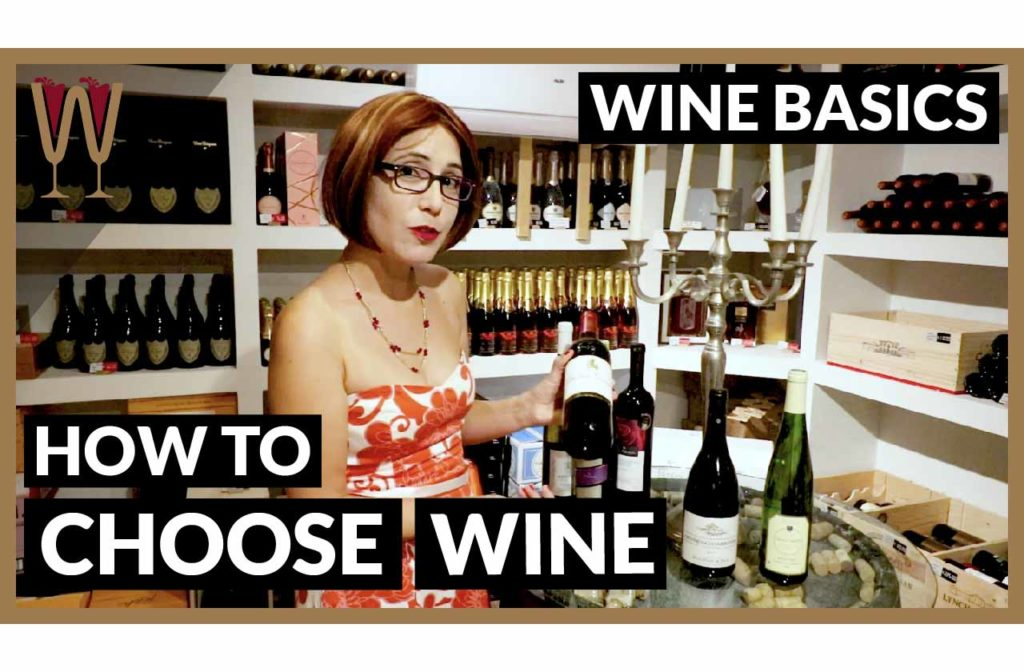 How to Choose Wine