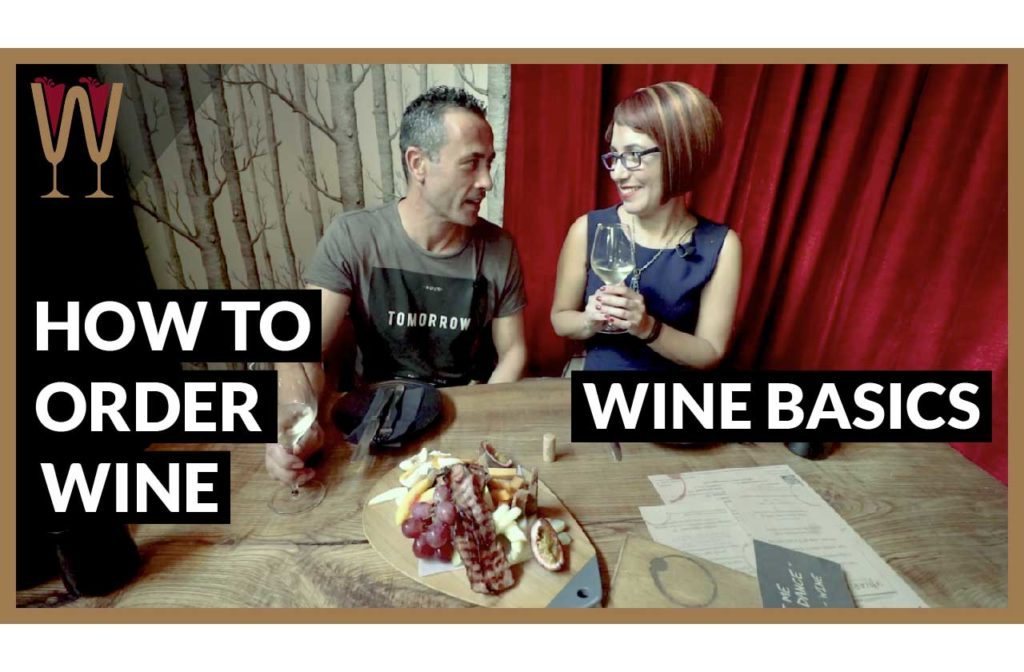 How to Order Wine in a Restaurant