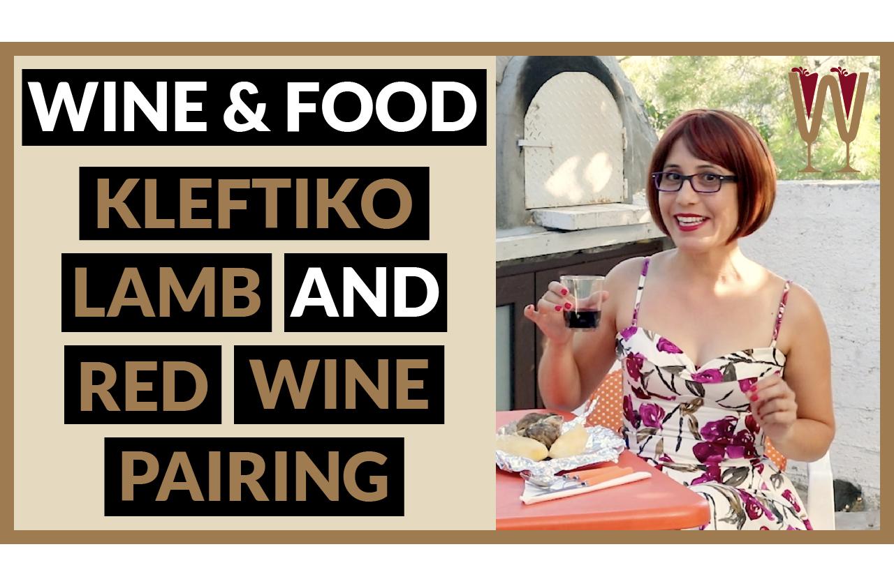Banner image for Lamb Kleftiko - Pairing Wine and Lamb