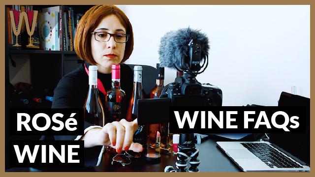 Rosé Wine FAQs
