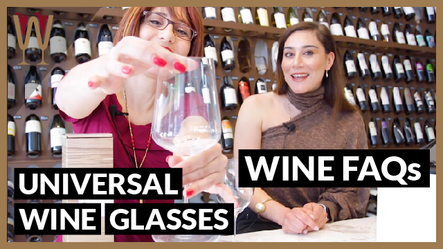 All About the Universal Wine Glass