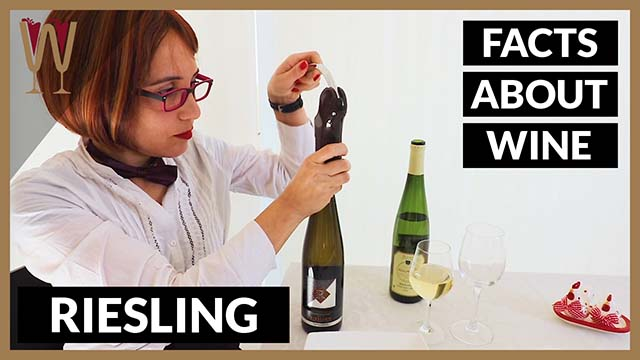What does Riesling taste like