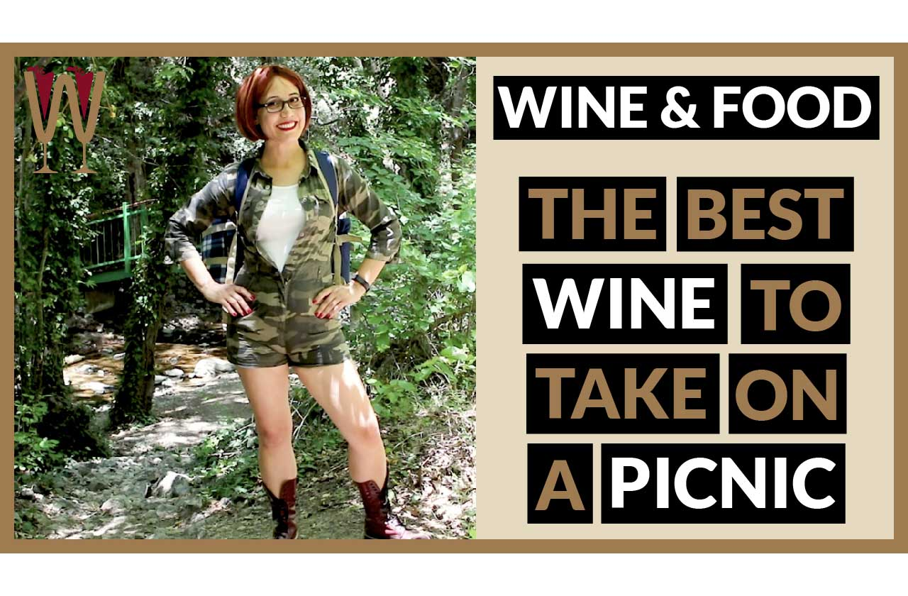 Wine for a Picnic! WineScribble goes hiking in the Cyprus Wine Routes