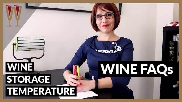 Wine Storage Temperature Video Thumbnail