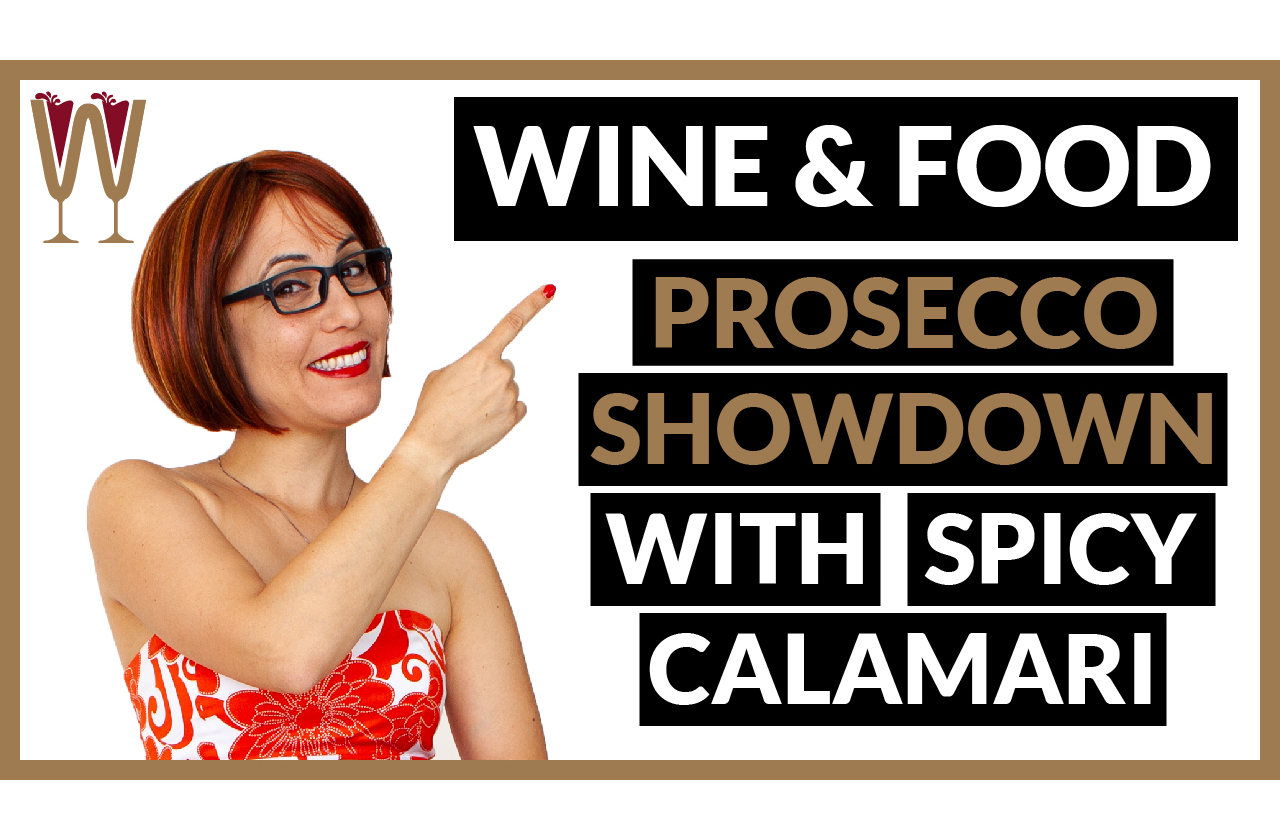 Banner image of Annabelle McVine discussing Prosecco Valdobbiadene Sparkling Wine and Food Pairing